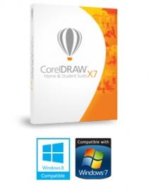 CorelDRAW Home & Student Suite X7