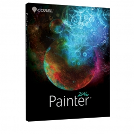 Corel Painter 2016 Windows/Mac Upgrade